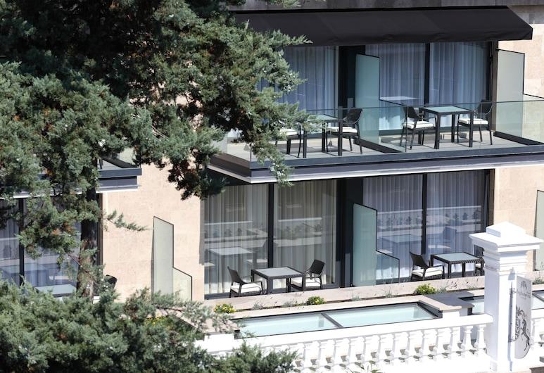 Hotel Inglaterra, Кашкайш, Фасад отеля
