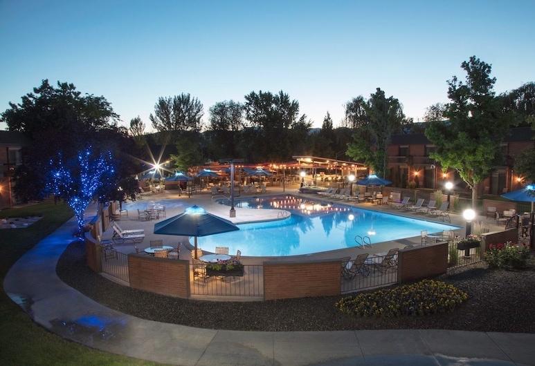 The Riverside Hotel, BW Premier Collection, Boise, Āra baseins