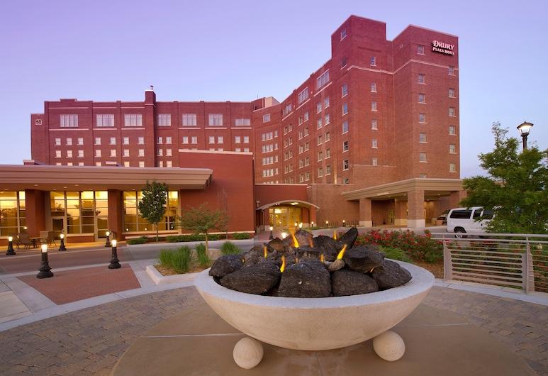 Drury Plaza Hotel Broadview - Wichita, Wichita, Hotel Front