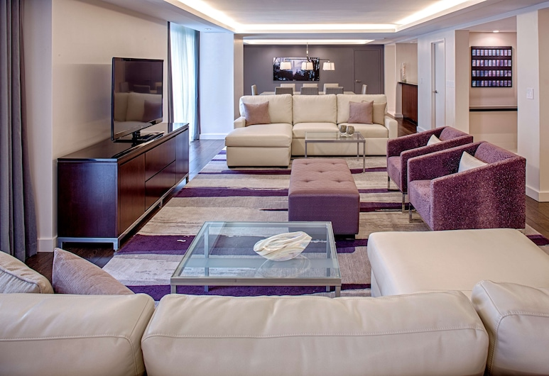 Grand Hyatt Washington, Washington, Guest Room