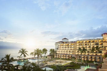 Puerto Vallarta bölgesindeki Marriott Puerto Vallarta Resort & Spa resmi