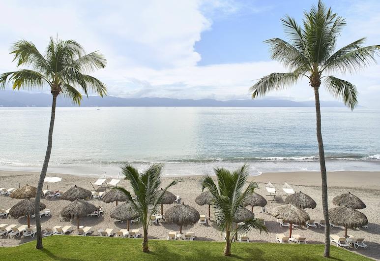 Marriott Puerto Vallarta Resort & Spa, Puerto Vallarta, Room, 2 Double Beds, Non Smoking, View (Banderas), Guest Room