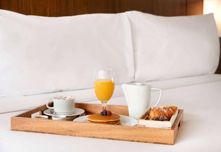 里斯本溫德姆華美達酒店, 里斯本, 客房, 1 張加大雙人床, 無障礙, 城市景 (Mobility), 客房