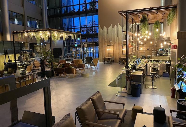 Skyline Airport Hotel, Vantaa, Lobby