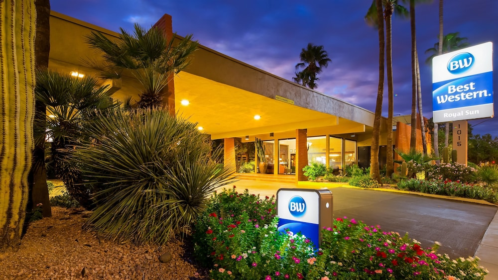Best Western Royal Sun Inn Suites Tucson