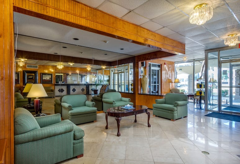 Luna Lodge, Mesquite, Lobby társalgó