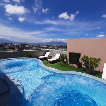 Foto van Radisson Hotel And Suites Guatemala City in Guatemala-Stad