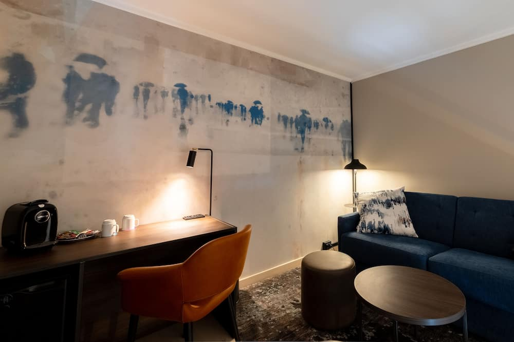 Dvojlôžková izba typu Superior - Obývacie priestory