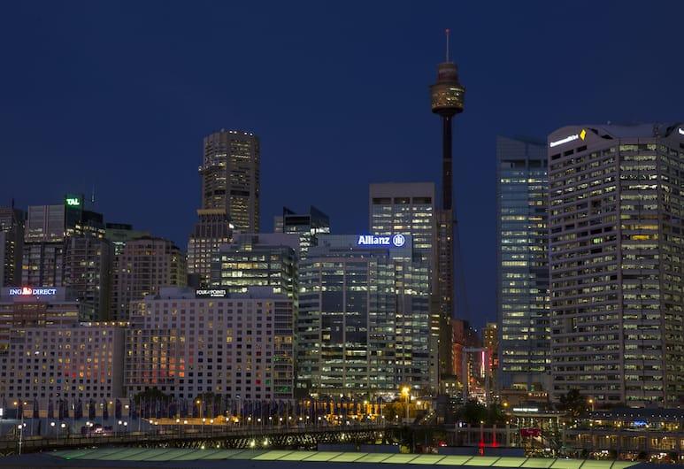 Novotel Sydney on Darling Harbour, Sydney, Výhľad z hotela