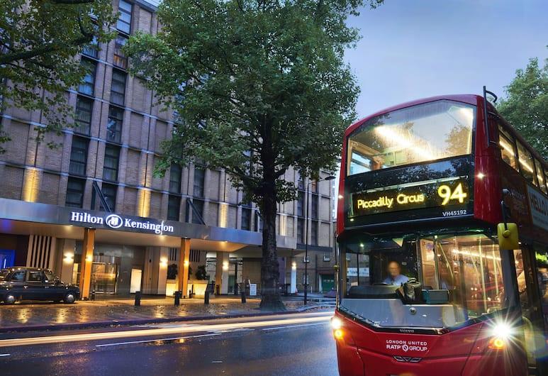Hilton London Kensington, Londen, Buitenkant