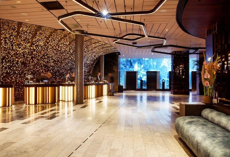 Clarion Hotel The Hub, Oslo, Lobby