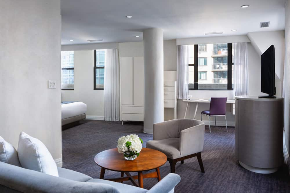 Apartmán (Gold) - Obývacie priestory