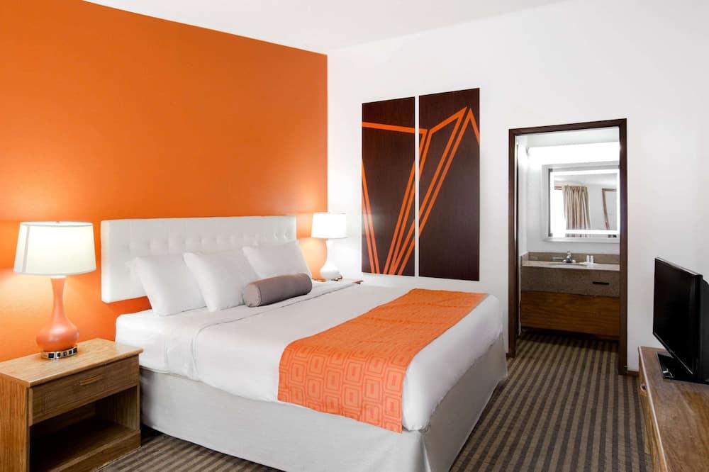 Phòng Tiêu chuẩn, 1 giường cỡ king, Hút thuốc - Phòng