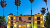 Check the price of this hotel in San Bernardino
