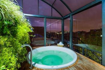 Foto van Cosmos 100 Hotel & Centro de Convenciones in Bogotá