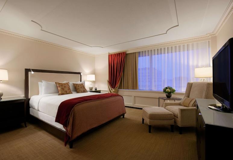 The Fairmont Winnipeg, Winnipeg, Guest Room