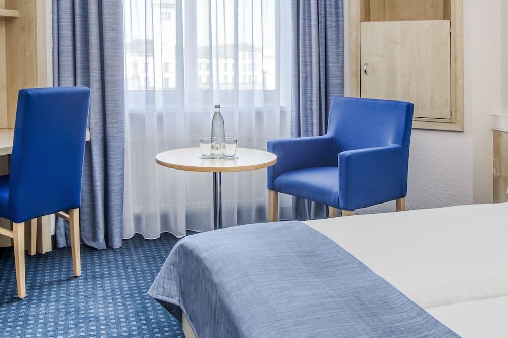 Standardværelse - Opholdsområde