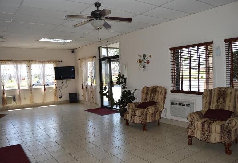 Regency Inn And Suites, Elk City, Lobby
