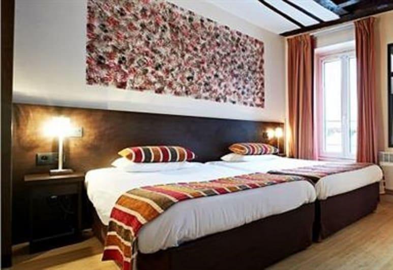 뉴 호텔 라파예트, 파리, 스탠다드룸, 객실