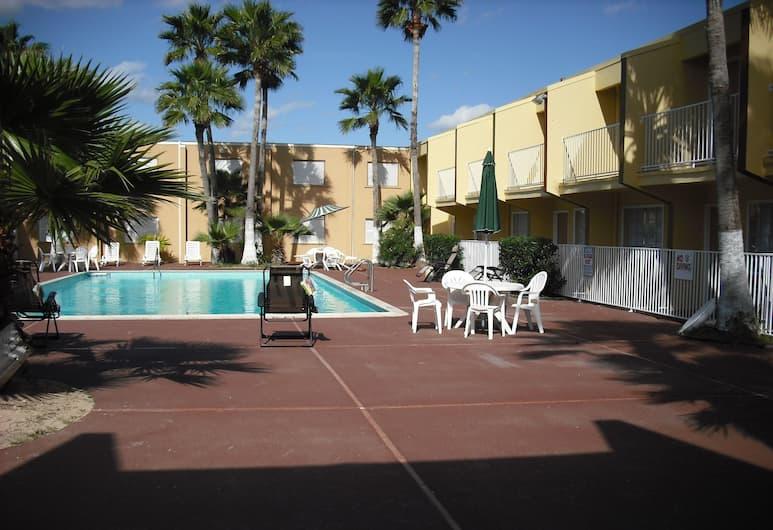 Magnuson Hotel Brownsville, Brownsville, Vonkajší bazén