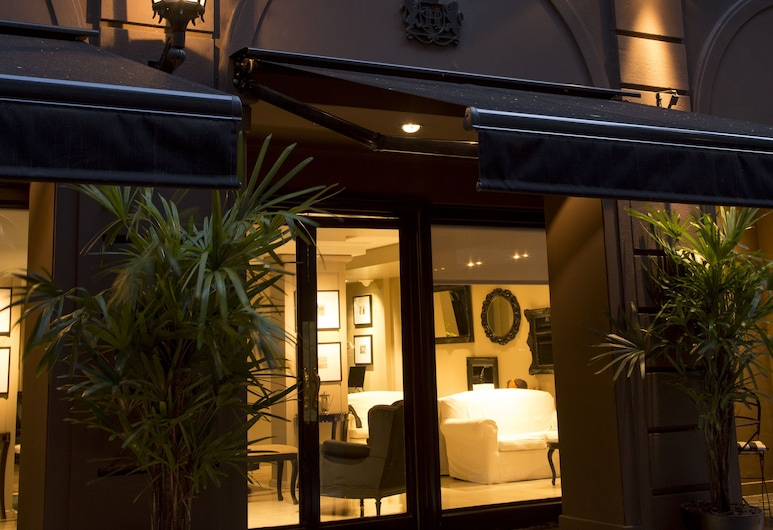 Recoleta Luxury Boutique Hotel, Buenos Aires, Hoteleingang