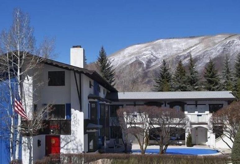 St. Moritz Lodge & Condominiums, Aspen, Įėjimas į viešbutį