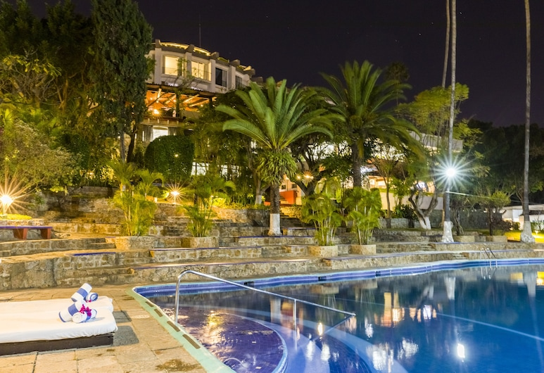 Hotel Victoria Oaxaca, Оаксака, Открытый бассейн