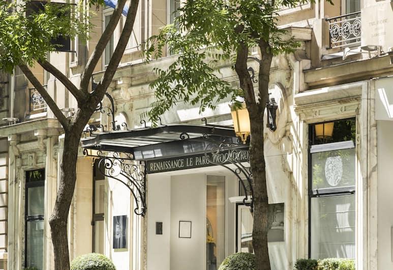 巴黎特羅卡迪羅萬麗公園酒店, 巴黎, 外觀