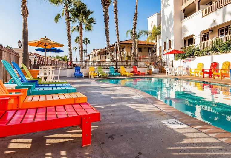 Best Western Plus Hacienda Hotel Old Town, San Diego, Buitenzwembad