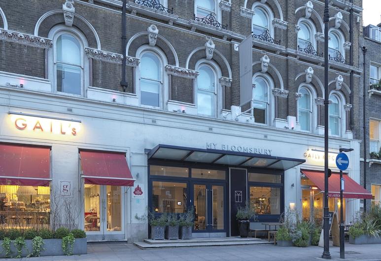 My Bloomsbury, London, Hotel Entrance