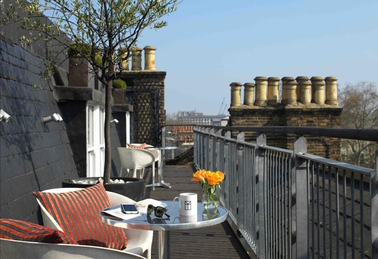 My Bloomsbury, London, Studiosuite, 1 Schlafzimmer, Balkon, Balkon