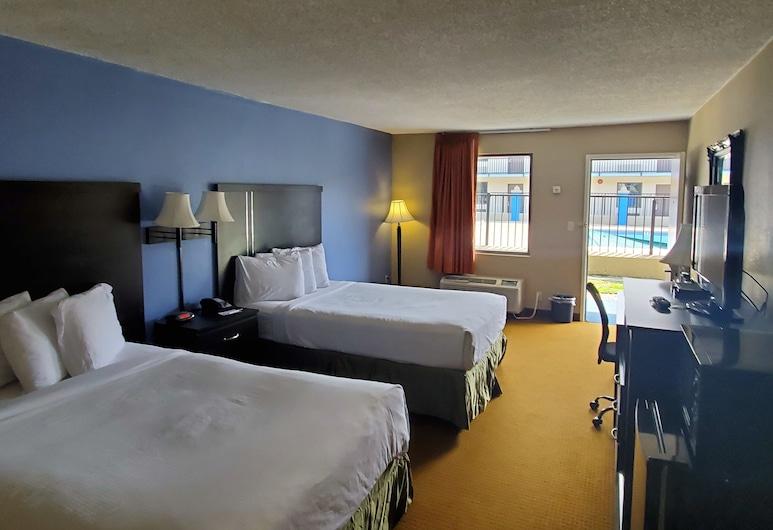 Hammock Hotel Lancaster PA, Lancaster, Habitación estándar doble, 2 camas dobles, Habitación
