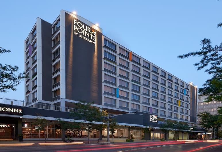 Four Points by Sheraton Windsor Downtown, Windsor