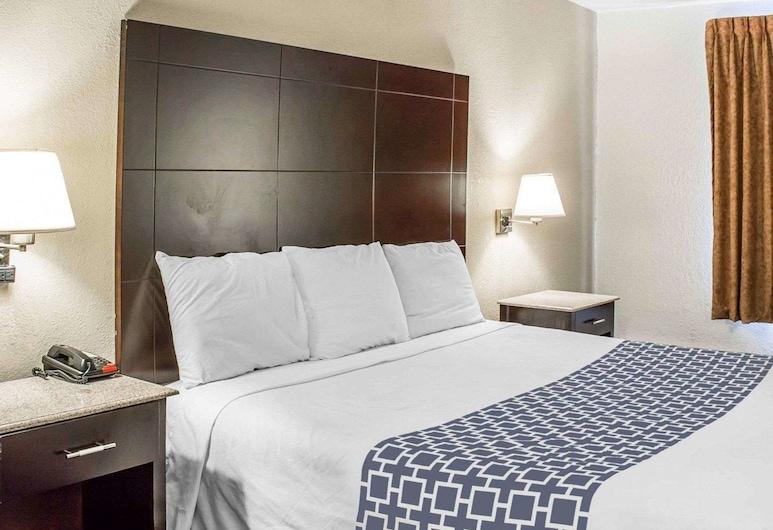 Econo Lodge Scranton near Montage Mountain, Scranton, Standardna soba, 1 king size krevet, za nepušače, Soba za goste