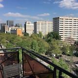 Izba typu Executive, terasa - Balkón