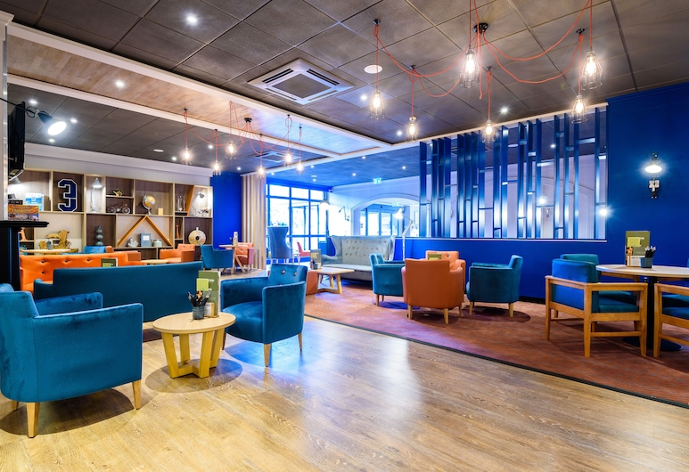 Holiday Inn Portsmouth, Portsmouth, Hotel Bar