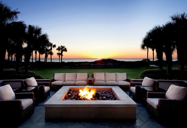 The Ritz-Carlton, Amelia Island, Fernandina Beach, Terrass