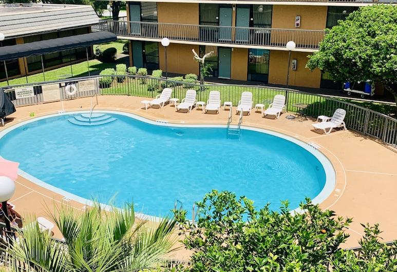 奧卡拉馬之旅館, 奥卡拉, 泳池
