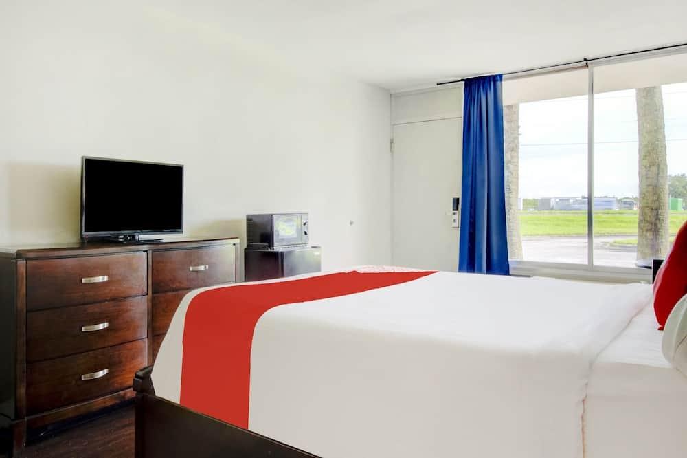 Zimmer, 1King-Bett, barrierefrei - Zimmer