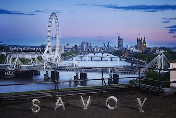 Londra bölgesindeki The Savoy, A Fairmont Managed Hotel resmi