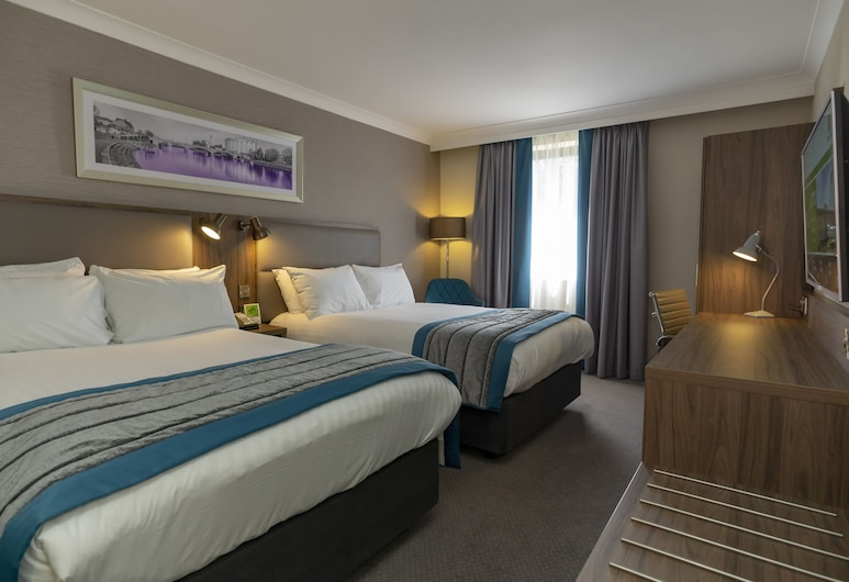 Holiday Inn Nottingham, Nottingham, Room, 2 Double Beds, Non Smoking, Guest Room