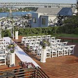 Outdoor Wedding Area