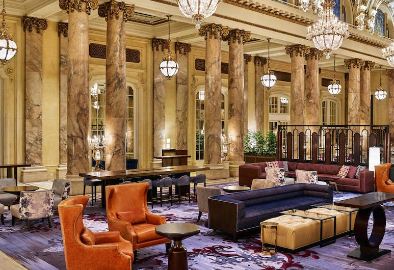 Palace Hotel, a Luxury Collection Hotel, San Francisco, San Francisco, Hotel Lounge