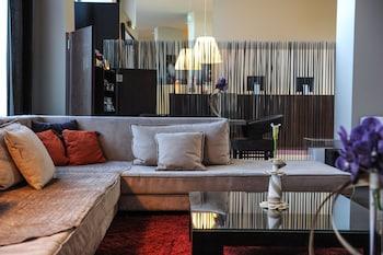Strazburg bölgesindeki Le Grand Hotel resmi