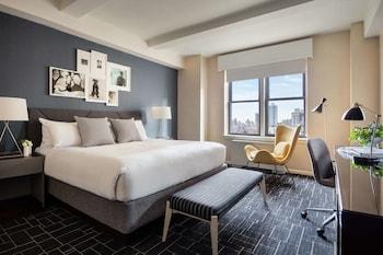 在纽约的阿菲尼亚谢尔本套房酒店照片