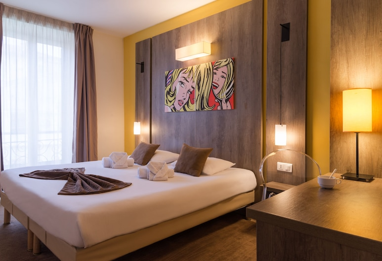 The Originals Boutique, Hôtel Le Seize, Nice Centre (Qualys-Hotel), Nizza, Superior-Zimmer, Zimmer