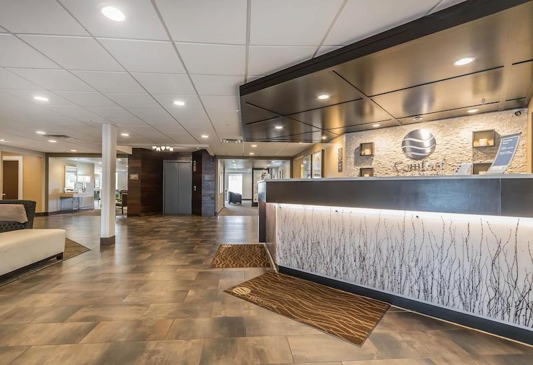 Comfort Inn & Suites, Lexington, Lobby