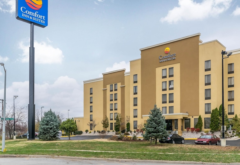 Comfort Inn & Suites, Lexington, Exterior