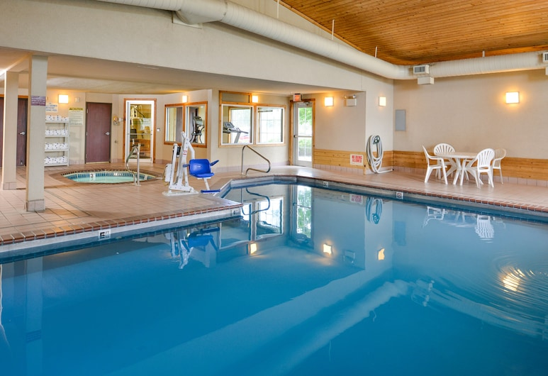 Kelly Inn Billings Montana, Billings, Indoor Pool