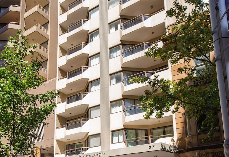 Metro Apartments on King Street, Sydney